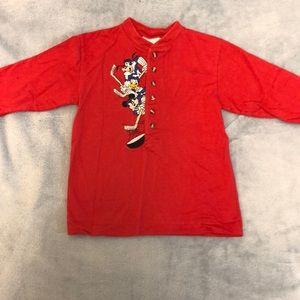 Disney long sleeve shirt